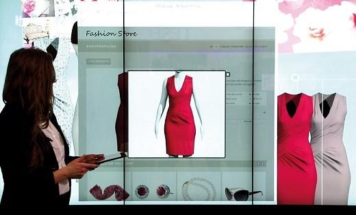 Mithilfe einer digitalen Kopie des eigenen Körpers ‒ auch als Avatar bezeichnet ‒ sollen Kunden künftig online die Kleidungsstücke anprobieren können. (Bildquelle: Assyst GmbH)