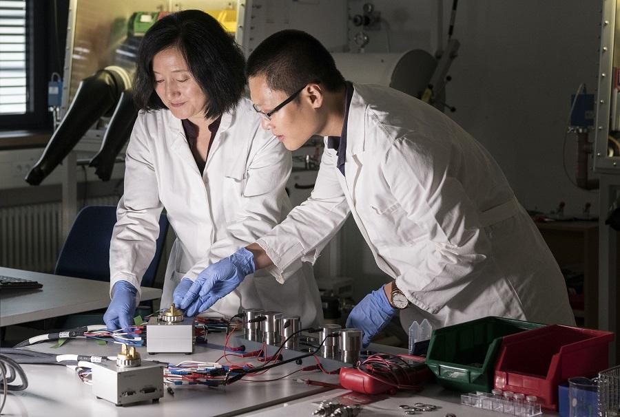 Neue Elektrolyten, verbesserte Eigenschaften